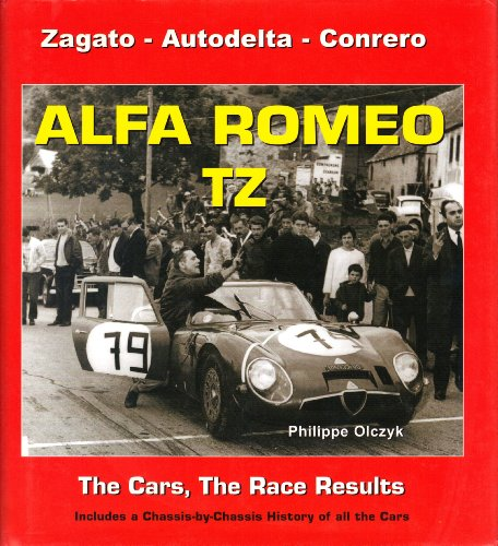 Alfa Romeo Tz Zagato Autodelta Conrero