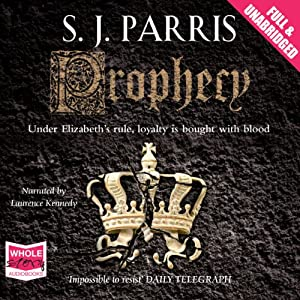 Prophecy Audiobook