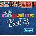 Salut les copains 1959 1968 - Best of 4 CD - Digipack