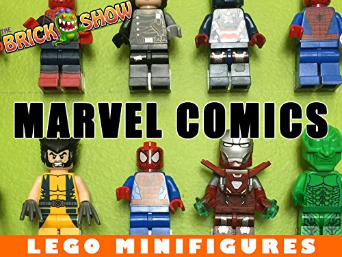 LEGO Marvel Super Heroes Minifigure Madness