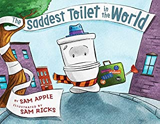 Book Cover: The Saddest Toilet in the World