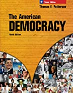 The American Democracy, Texas  by Patterson