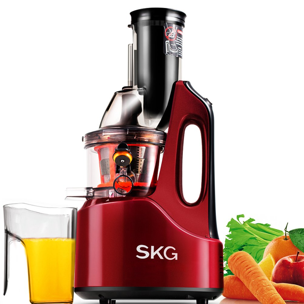 SKG Wide Chute Slow Masticating Juicer