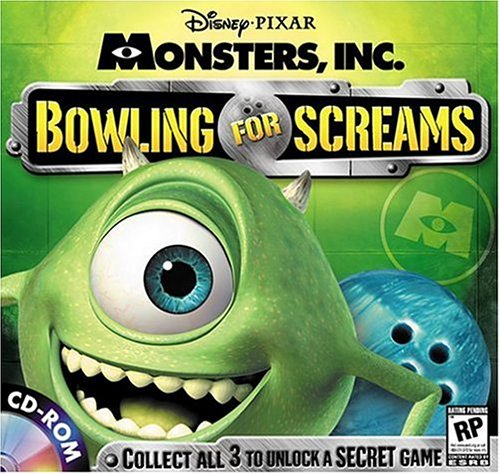 Buy Monsters Inc  Bowling for ScreamsB00007BGW5 Filter