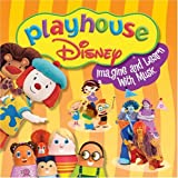 Playhouse Disney Imagine And Learn With Music [6X8]