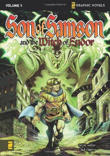 The Witch of Endor (Z Graphic Novels / Son of Samson) (v. 5), Martin, Gary