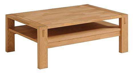 Adam Solid Oak Coffee Table