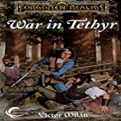 War in Tethyr: Forgotten Realms: The Nobles, Book 2 | [Victor Milan]