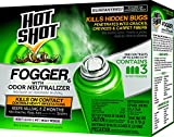 Hot Shot Indoor Fogger, 3 Count