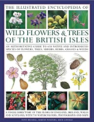 The Illustrated Encyclopedia of Wild Flowers & Trees of the British Isles: An authoritative guide to 650 native and introduced species of flowers, trees, shrubs, herbs, grasses & weeds