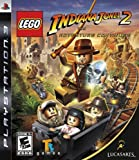 LucasArts Entertainment Toys LEGO Indiana Jones 2: The Adventure Continues for Sony PS3