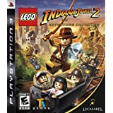Lego Indiana Jones 2: The Adventure Continues - Playstation 3 ~ LucasArts