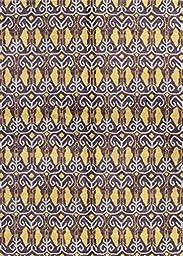 Bashian Hand Tufted Wool Chelsea Rug - Size 3\'6\