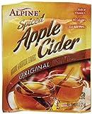 Alpine Spiced Cider Original Apple Flavor Drink Mix , 60 ct