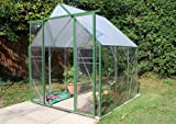 Greenhouse 6ft x 6ft Ultimate popular 6 from Norfolk Greenhouses