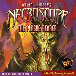Necroscope: The Plague-Bearer Audiobook