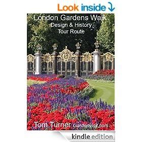 London Gardens Walk - design & history tour