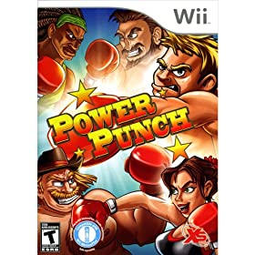 Power Punch: Video Games