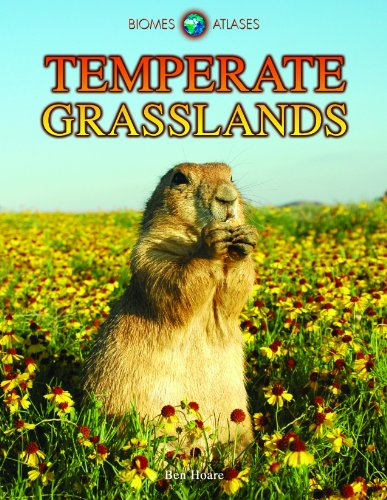 temperate grassland features Grassland biomes can be found in the middle latitudes but in the temperate grasslands the length of the growing season is determined by temperature.