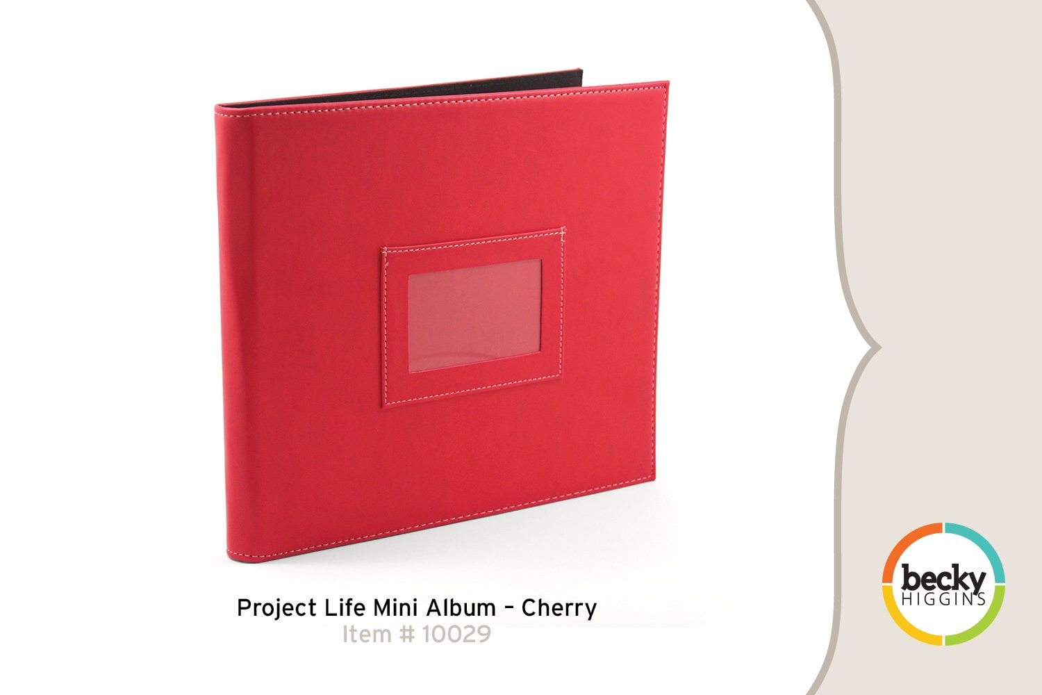 cherry project life mini album