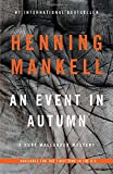 img - for An Event in Autumn (Vintage Crime/Black Lizard) book / textbook / text book