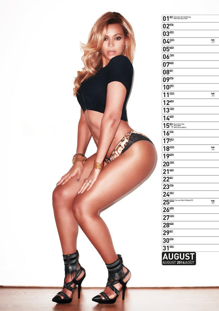 Beyonce Calendar 2014 uk Beyonce 2014 Calendar
