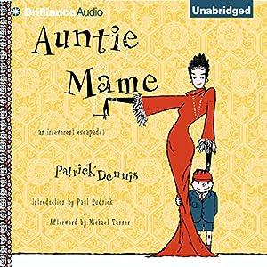 Auntie Mame Audiobook