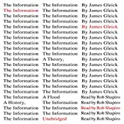 The Information: A History, a Theory, a Flood | [James Gleick]