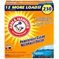 Arm & Hammer  33200-06522 Powder Laundry Detergent  Cool Breeze  14.22 lbs (Pack of 2)