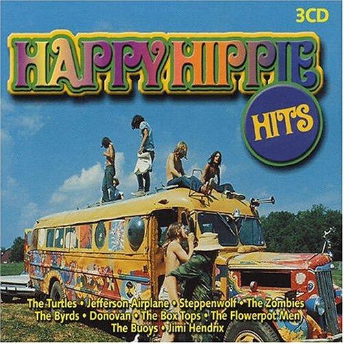 Various Artists - Happy Hippie Hits (Disc 1) - Zortam Music