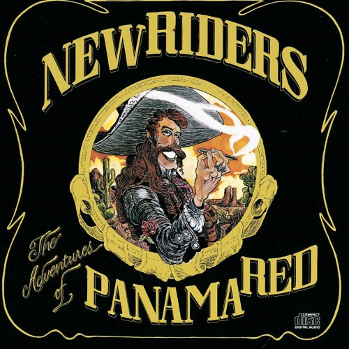 New Riders of the Purple Sage - Adventures of Panama Red, The - Zortam Music