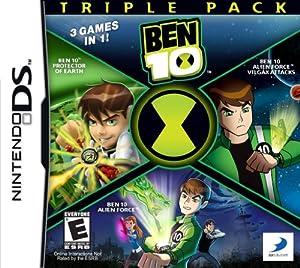Ben 10 DS Games