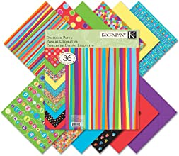 KampCompany Happy Birthday 2U Paper Pad 12-by-12-Inch