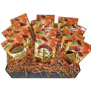 Door County Coffee Classic Fall Full-Pot 12-Pack Gift Set by Door County Coffee & Tea Co.