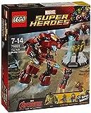 LEGO Superheroes 76031: The Hulk Buster Smash by LEGO