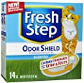 Fresh Step Odor Shield Scoopable Scented Litter