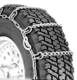 Security Chain Company QG2244HD Quik Grip Heavy Duty Truck Singles Type CAM/HD Tire Traction Chain - Set of 2