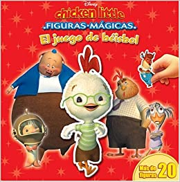 Figuras magicas: Chicken Little, El juego de beisbol: Magical Magnets