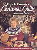 Quick Country Christmas Quilts (0875969860) by Mumm, Debbie