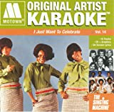 echange, troc Various Artists - Karaoke: Motown - I Just Want to Celebrate