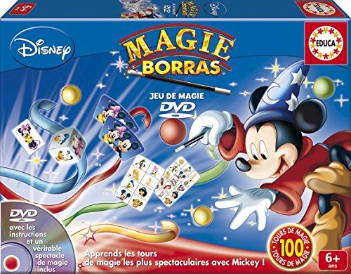 Educa - 16060 - Kit De Magie - Mickey Dvd - 100 Tours