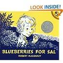 Blueberries for Sal (Live Oak Readalong)(Book + CD)