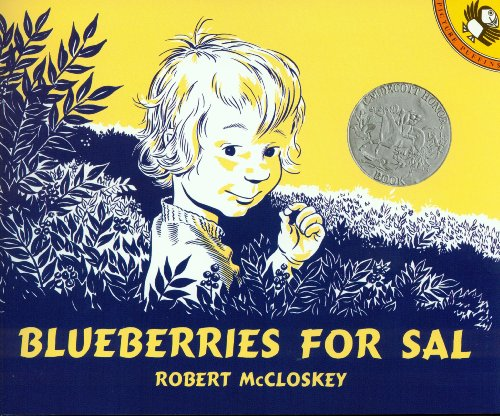Blueberries for Sal (Live Oak Readalong)(Book + CD)