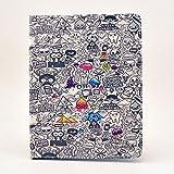 Funda Flip Case Cover Premium Standing Leather Funda Para iPad 2/3/4 A08