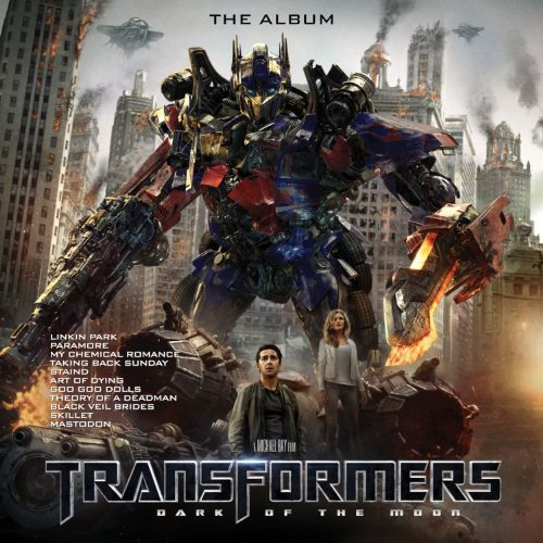 Transformers: Dark of the Moon-The Album