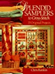 Splendid Samplers To Cross-Stitch: 35...