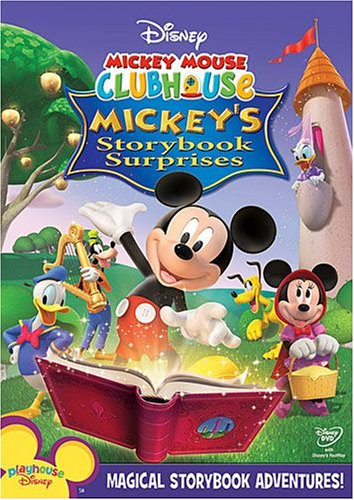 Mickey Mouse Clubhouse Mickeys Storybook Surprises