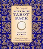Arthur Edward Waite The Original Rider Waite Tarot Pack