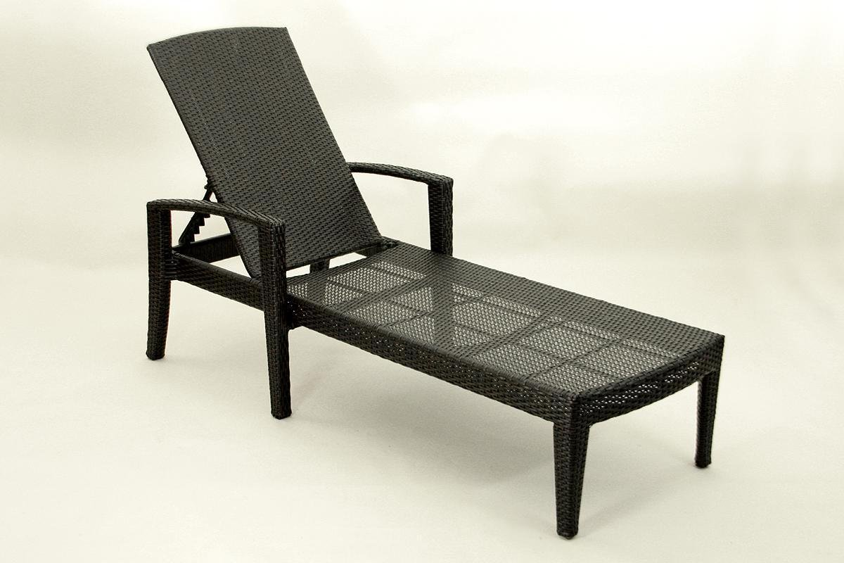 sonnenliege gartenliege poly rattan dunkelbraun jetzt. Black Bedroom Furniture Sets. Home Design Ideas