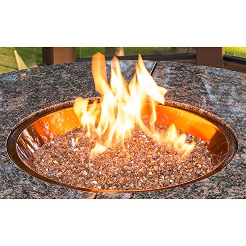 Outdoor-GreatRoom-20-in-Round-Burner-with-Glass-Fire-Gems